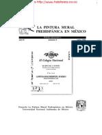 La Pintura Mural Prehispanica en México - B04
