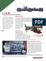 Reciprocating Process Compressor