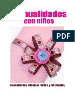 Manualidades Con Ninos Revista v1 Marzo 2010