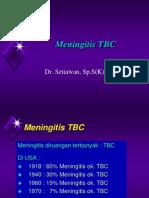 Meningitis TBC Dr Setiawan