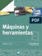 Coleccion Encuentro Inet- Maquinas Herramientas CAP 1-2-3 y 4