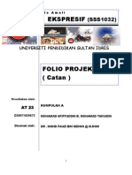 Folio studio catan