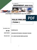Folio studio catan