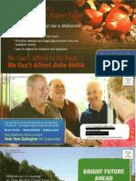 MRC Campaign Promises 2011