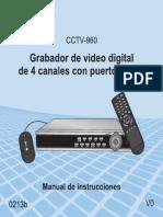 CCTV 960 Instr