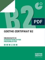 B2 zertifikat deutsch