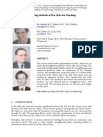 Repair and Strengthening Methods of Flat Slabs for Punching - António M. P. Ramos, Válter J.G. Lúcio, Paul Regan