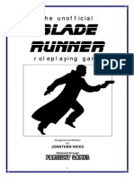 Unofficial Blade Runner Rpg