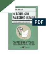 Brieger Pedro - El Conflicto Palestino - Israeli