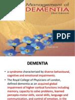 CPG Dementia