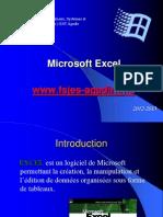 Resume Excel TDs