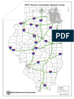 Illinois Speed Limits