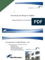 Zigbee Presentation Adaptive 1