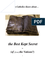 Do RCs Know about ... Discovery of 1500 Year Old Bible?