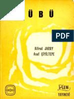 Alfred Jarry - Übü [MGB 00052]