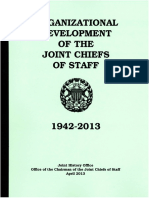 Joint Chiefs of Staff Development History