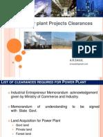 Power Plant Project Land Acquisition