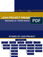 Lean Project Noa