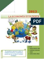 Trabajo Final Economia Ecologica