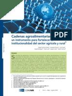 Cadenas Agroalimentaria IICA