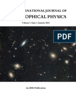The International Journal of Philosophical Physics