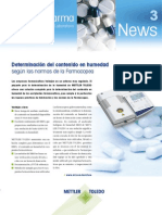 Pharmanews 3 Sp Meter Toledo