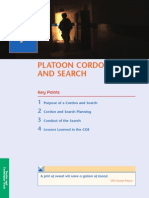 MSL 302 Tactics and Techniques Section 07 - Platoon Cordon and Search