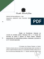 CNJ - Escrivão como Atividade jurídica