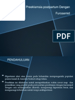 Manajemen Preeklamsia Postpartum