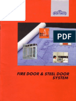 Fire Door & Steel Door System