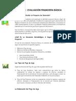 Evaluacion Financiera Basica