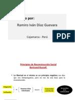 principiosdereconstruccinsocial-bertandrussell - Ramiro Iván Díaz Guevara