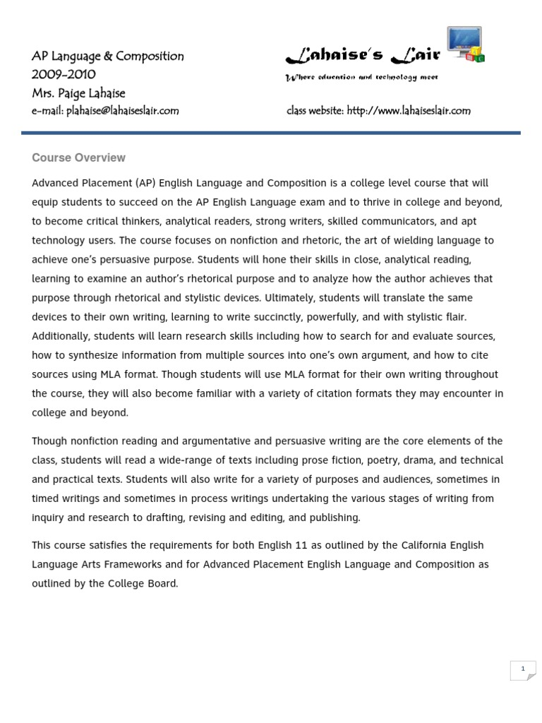 ap lang synthesis essay technology 2010 ap english language and composition free response questions language and composition free response questions synthesis essay.