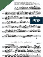 Bass Simandl New Method Bk2 No2