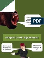 Svagreement - Grammar Bytes - Lab Lesson