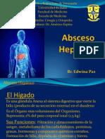 absceso hepatico1