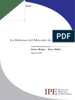 La Reforma Del Mercado de Capitales Peruano