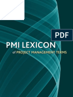PMI Lexicon Final