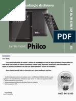 Manual de Atualiza+Æo tablet