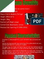 Cristiano Ronaldo PowerPoint Presentation