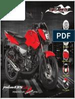 Bajaj Pulsar 135 Poster 0