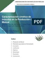 CARACTERIZACIÓN DE INÓCULOS EN EL PROCESO DE PRODUCCIÓN DE M