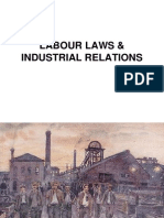 Labour Laws & Industrial Relations Laws