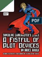 A Fist Full of Plots