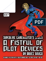 A Fist Full of Plots