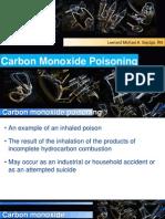 Carbonmonoxide Poisoning