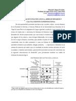 Notación Lógica, Árboles Binarios y Cálculo Deóntico Proposicional