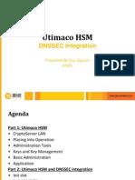 Utimaco HSM