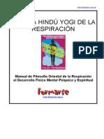 Ciencia Hindú Yogui de la respiración = RAMACHARAKA.doc