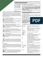 Cebora Bravo MIG2235 Manual